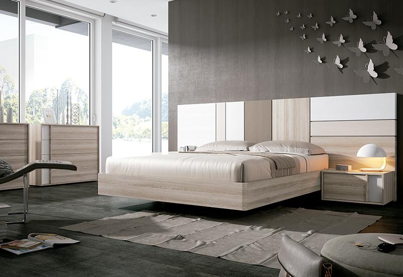 Decorar el dormitorio fabulous como vestir y decorar - Dormitorio malm ikea ...