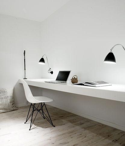 despacho minimalista